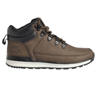 Training shoes Monsi Lace Brown kid