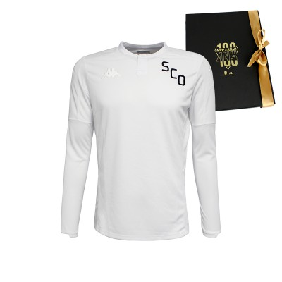 Kombat Collector SCO Angers 100 ans 19/20 Jersey