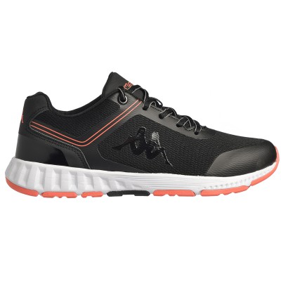 Faster black shoes for women