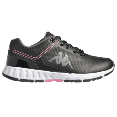 Faster Lace black shoes for kid
