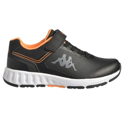 Faster black shoes for kid