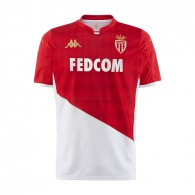 Kombat AS Monaco Home 19/20 Kid's Jersey