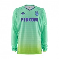 Kombat Goalkeeper AS Monaco Home 19/20 Jersey