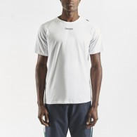 Klake white t-shirt for men