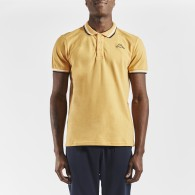 Esmo orange polo for men