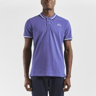 Esmo blue polo for men
