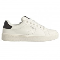 San Remo white shoes for women