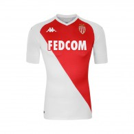 AS Monaco 20-21 Home Pro Jersey