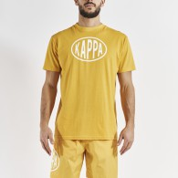 Esazar yellow t-shirt for men