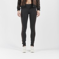 Edik black pants for women