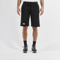Erix black shorts for men