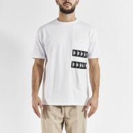 Efto white t-shirt for men
