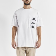 Ewan white t-shirt for men