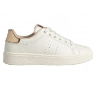 San Remo white shoes for kid