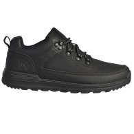 Monsi Low black shoes for men