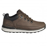 Monsi Low brown shoes for men