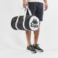 Exxi black unisex duffle bag