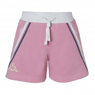 Quolina pink shorts for girls