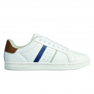 Alpha white shoes for men