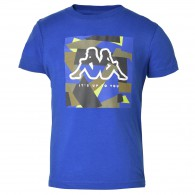 Cated - Blue T-shirt for Boys