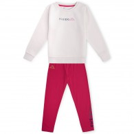 Cadot - Set for girls in White.