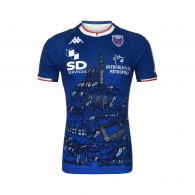 Jersey for Men -  Kombat Pro Home FC Grenoble Rugby